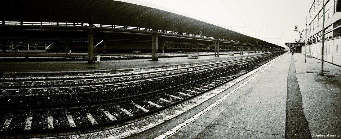 train station panorama